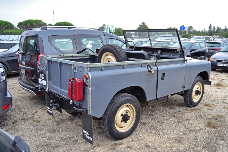 Land Rover Series II (2)