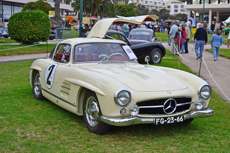 Mercedes-Benz 300SL Gullwing (2)