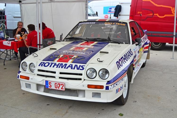 Opel Manta Rothmans