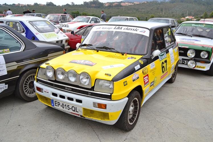 Renault 5 Alpine Rallye