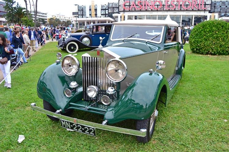 Rolls Royce 20 25HP Drophead Coupe