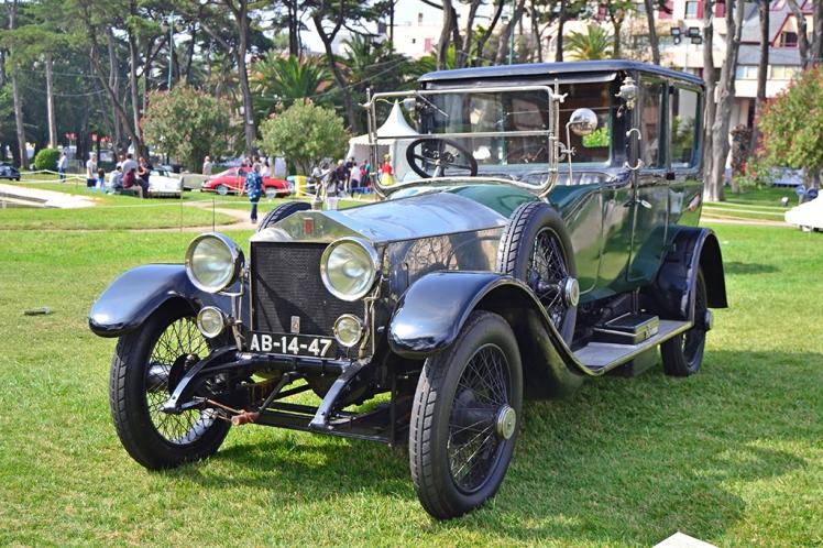 Rolls-Royce 40 45HP Silver Ghost