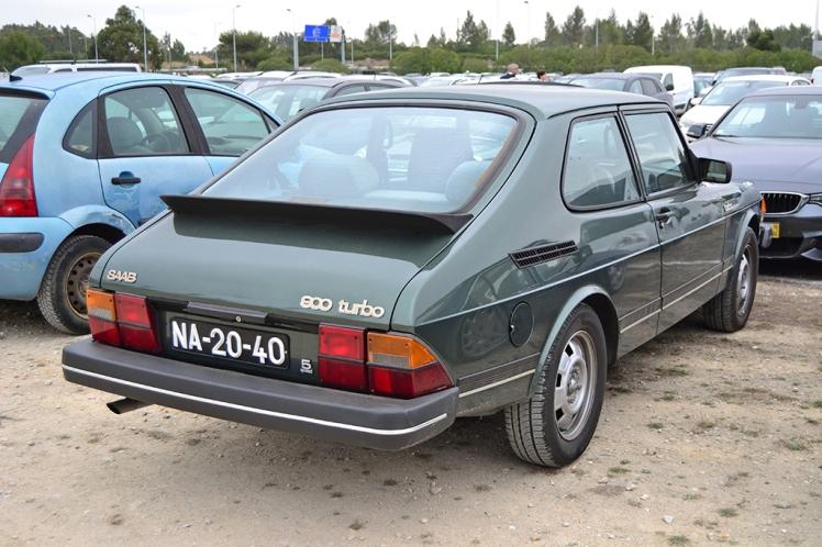 Saab 900 Turbo (2)