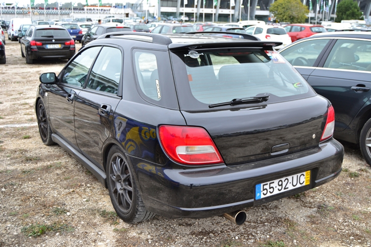 Subaru Impreza Wagon (2)