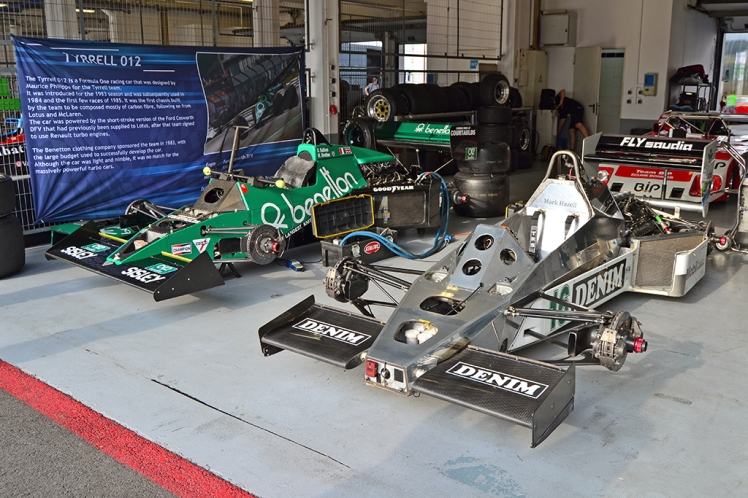 Williams FW08C (2)