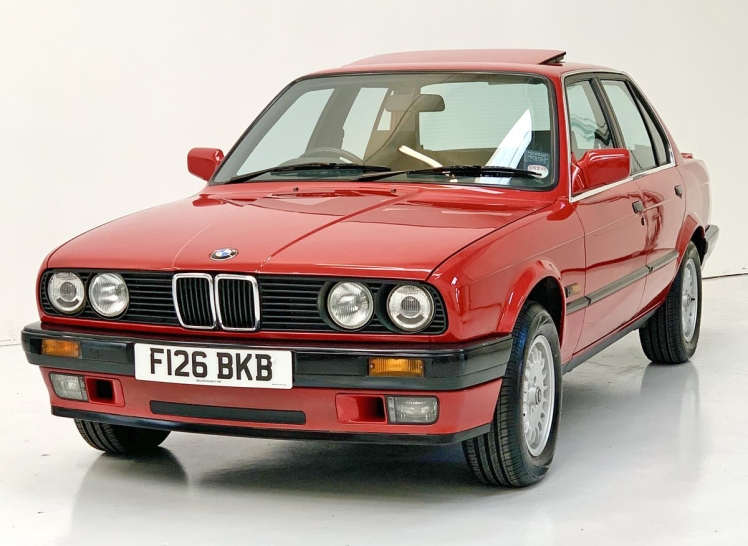 1989 BMW 318is