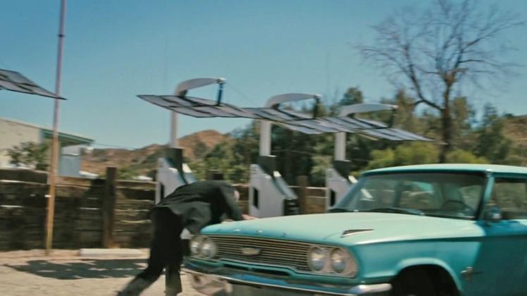 Westworld 1963 Ford Galaxie