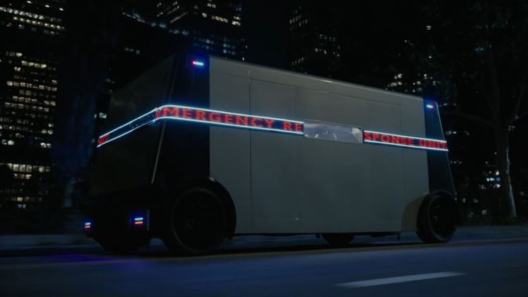 Westworld Ambulance 2