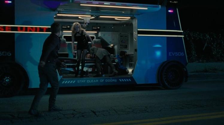 Westworld Ambulance Dolores