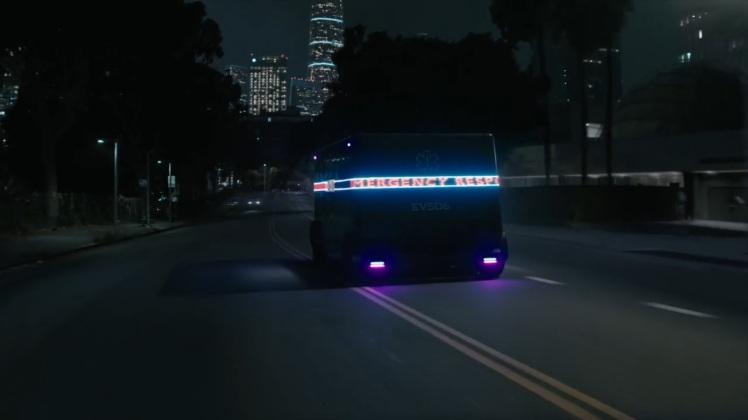 Westworld Ambulance