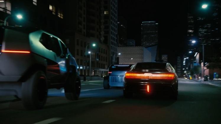 Westworld Audi Aicon