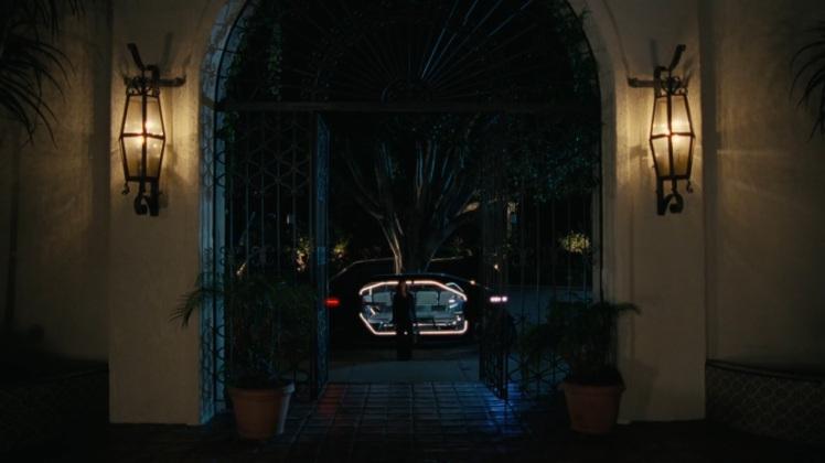 Westworld Autonomous car Charlotte Hale