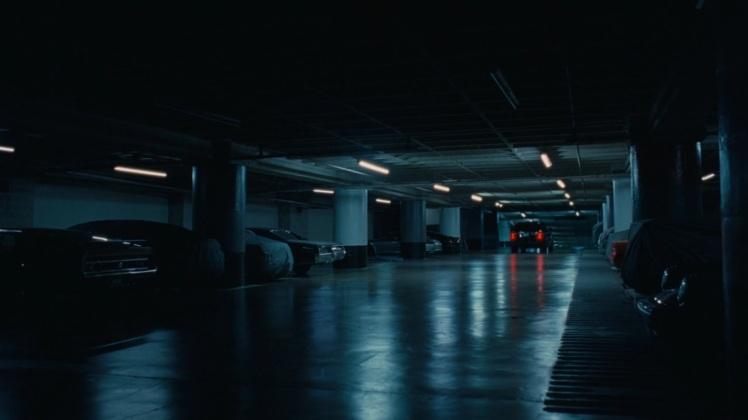 Westworld cars