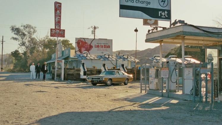 Westworld Dodge Coronet