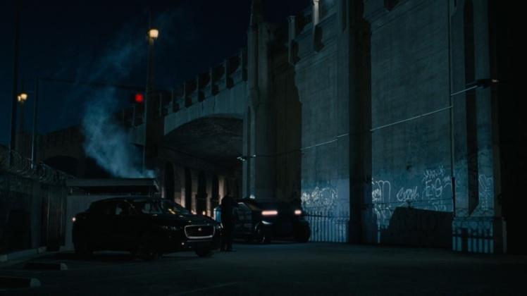 Westworld Jaguar I-Pace