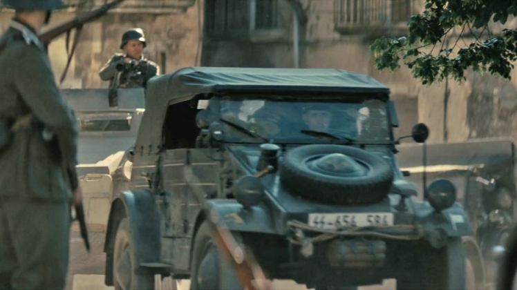 Westworld Kubelwagen