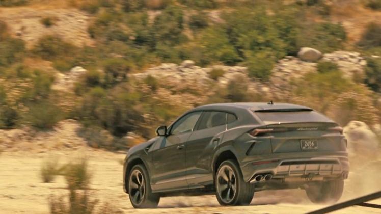 Westworld Lamborghini Urus 2