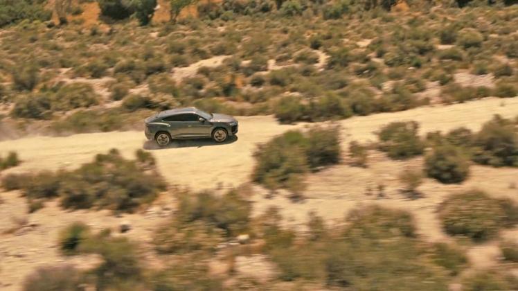 Westworld Lamborghini Urus