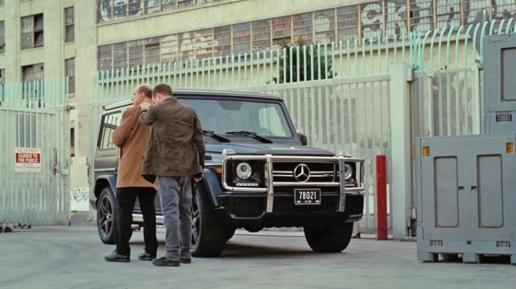 Westworld Mercedes-Benz G-Wagen Caleb