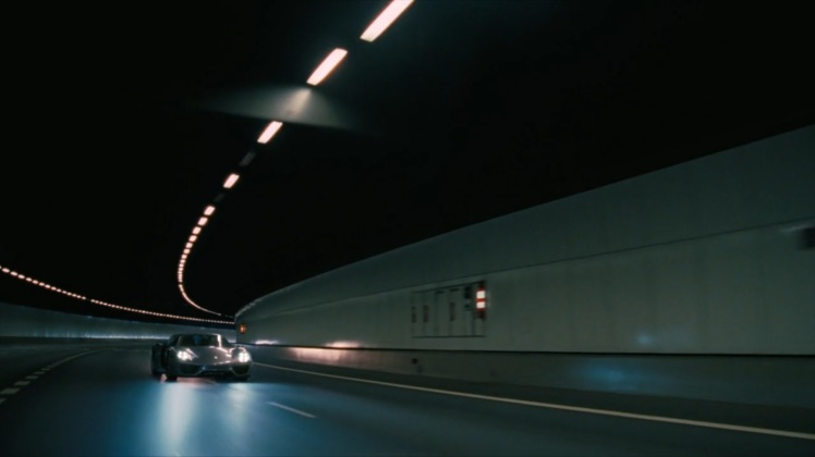 Westworld Porsche 918 Spyder Liam