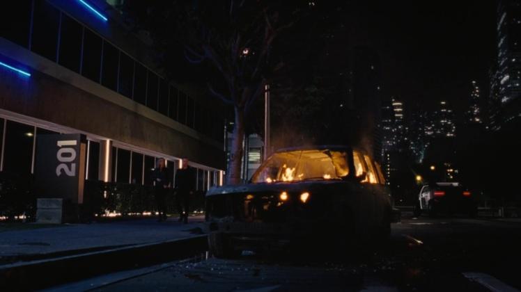 Westworld Range Rover