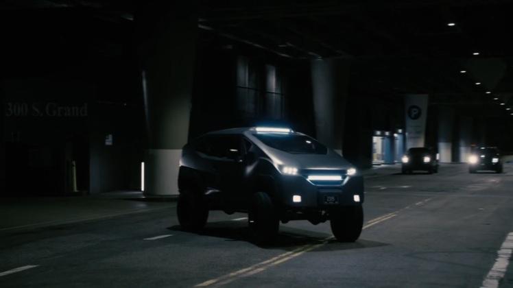 Westworld SUV 2