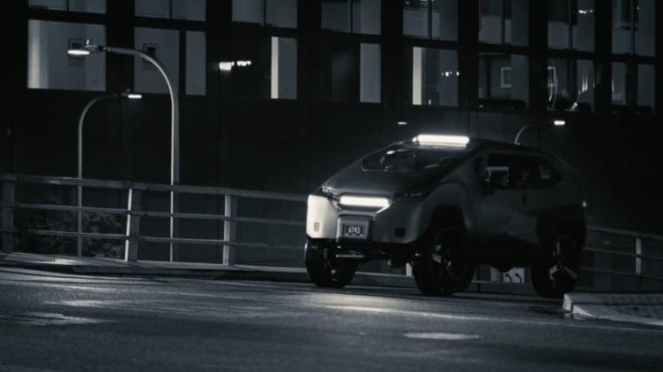 Westworld SUV
